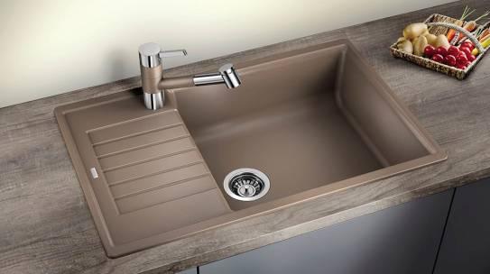 Гранитная кухонная раковина — идеальный выбор для вашей кухни